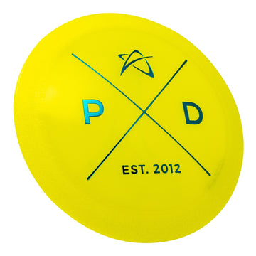 PRODIGY D2 DISTANCE DRIVER - AIR PLASTIC - PRODIGY ORIGINALS STAMP