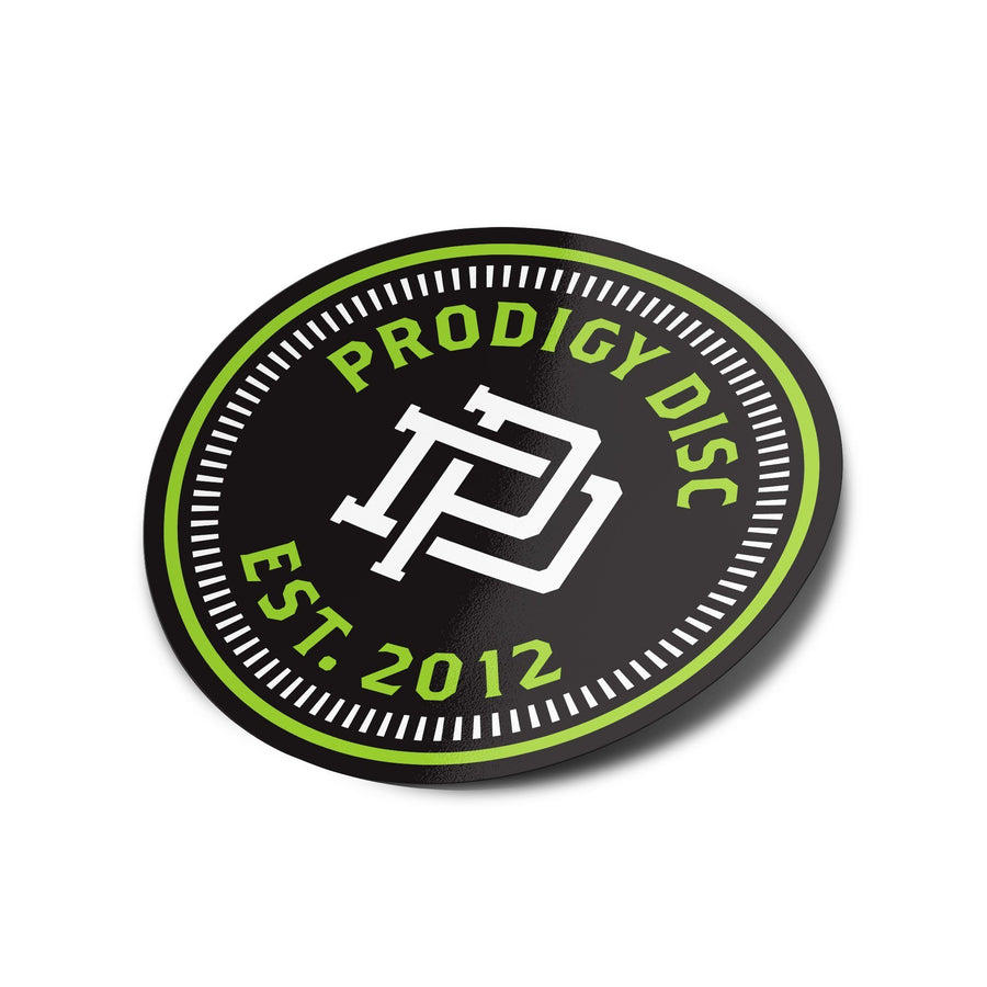 PRODIGY PD MONOGRAM STICKER