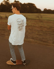 """Three Three Seven Grit"" Short Sleeve"