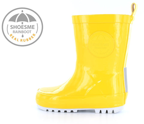 Rainboot in Yellow - Dandie & Dot