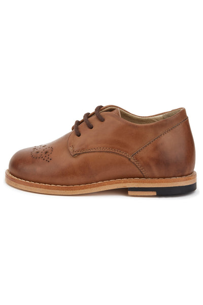 Bobby Brogue in Burnished Tan