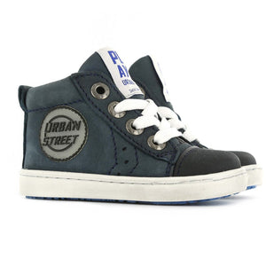 Urban Street Hi-Top Trainers