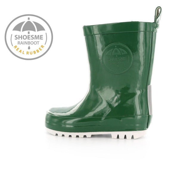 Rainboot in Green - Dandie & Dot