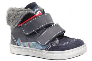 Shoesme Urban Pilot Bootie in Marino Boys Collection for Dandie and Dot Northern Ireland