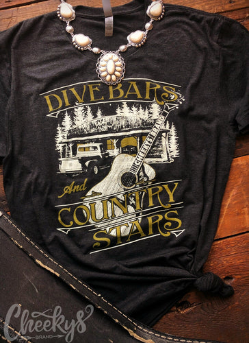 Dive Bars and Country Stars
