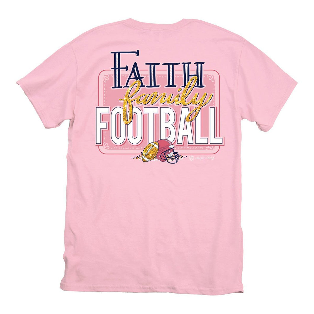 ITSA Girl Thing - Faith, Family, and Football