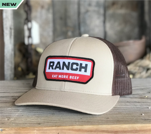 YNOT-Ranch Patch