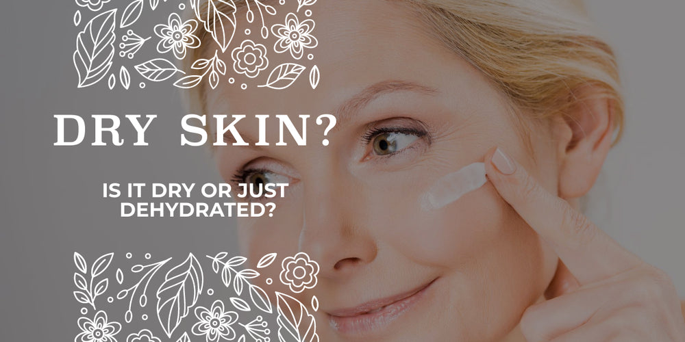 Is Your Skin Dry or Dehydrated? Here's How to Tell the Difference