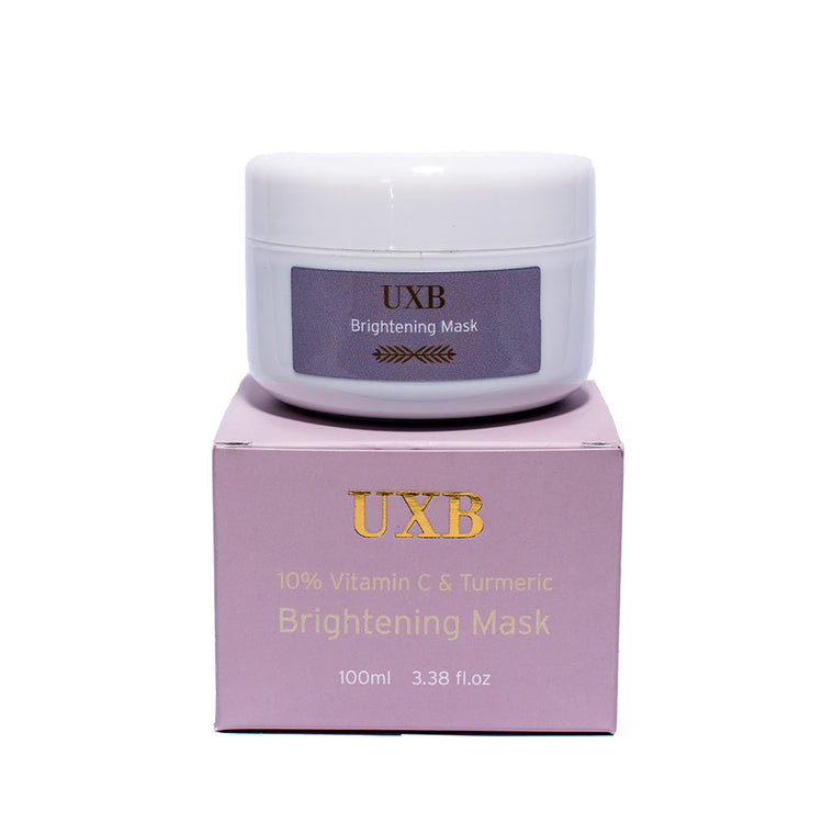 10% Vitamin C & Turmeric Brightening Mask