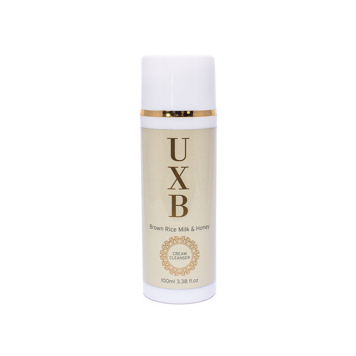 UXB Cream Cleanser - Face wash for oily skin - UXB natural Skincare