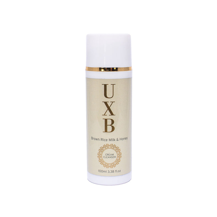 UXB Cream Cleanser - Face wash for oily skin