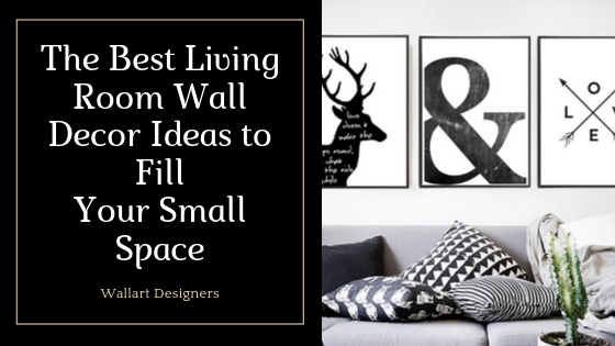 The Best Living Room Wall Decor Ideas to Fill Your Small Space