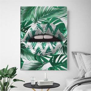 JUNGLE LIPS
