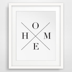 Home Canvas Art wall art decor