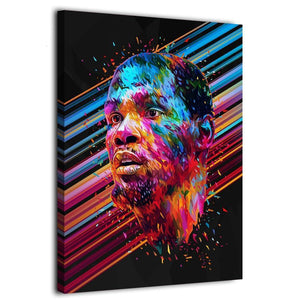 Kevin Durant Canvas Painting