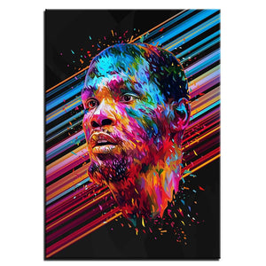 Kevin Durant Canvas Art