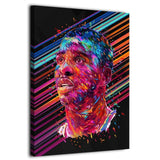 Chris Paul HD basketball player Canvas Art