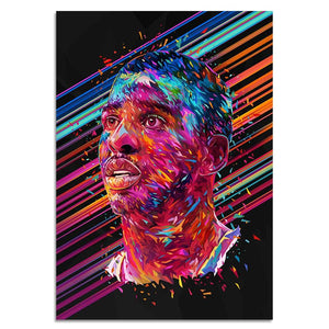 Chris Paul Canvas Art