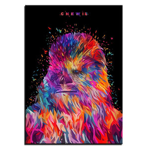 Star War Chewie