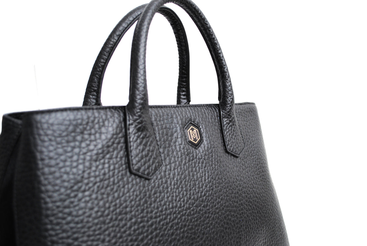 MJ Leather Handbag
