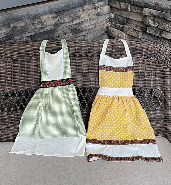 Toddler Apron by Work of Her Hands from the Republic of Georgia