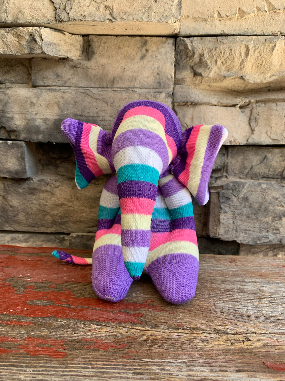 Sock Animals by White Peacock from India