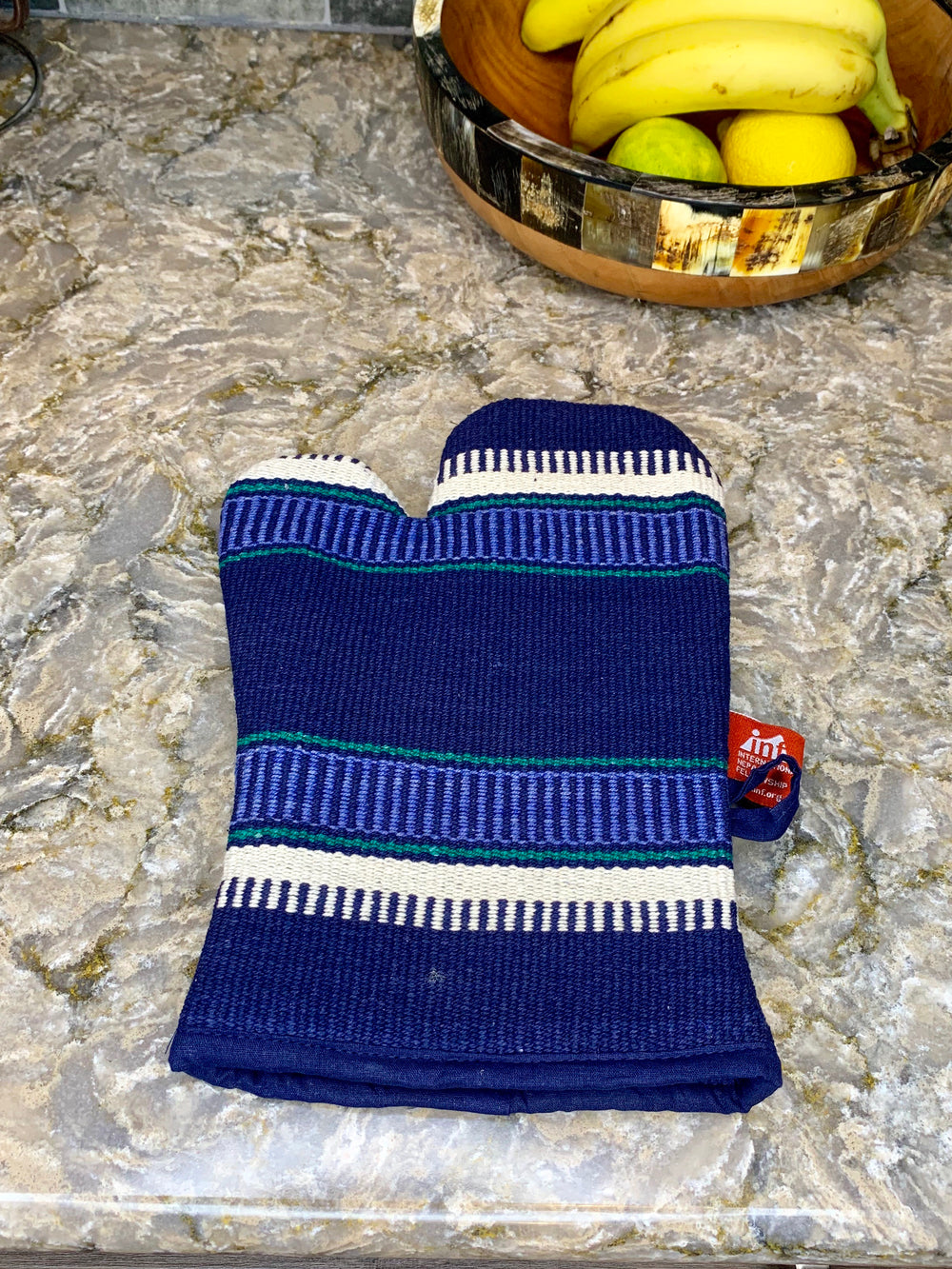 Oven Mitts by INF from Nepal