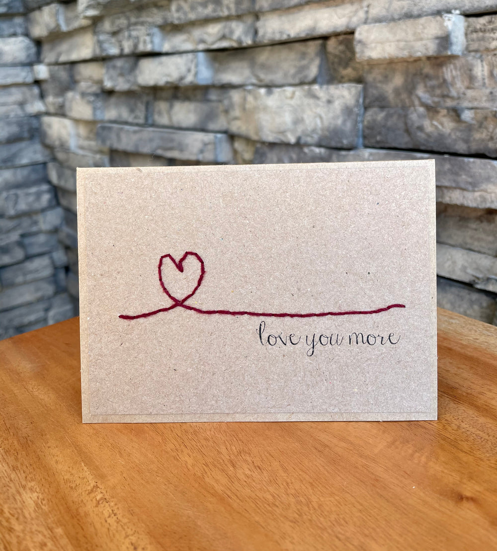 Love Cards by Rosie's Boutique from Haiti