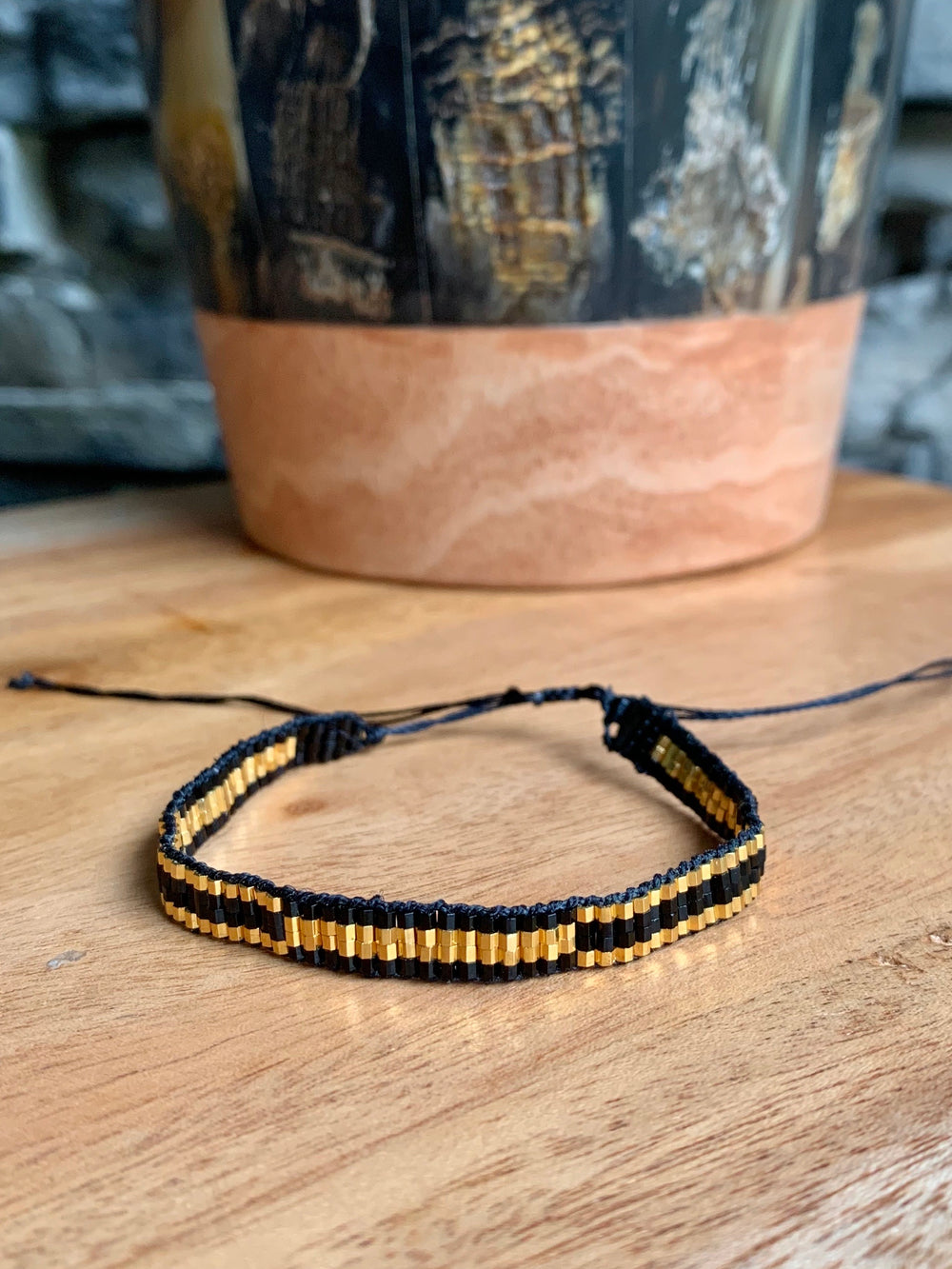 Dazzle Bracelet by Vi Bella from Haiti