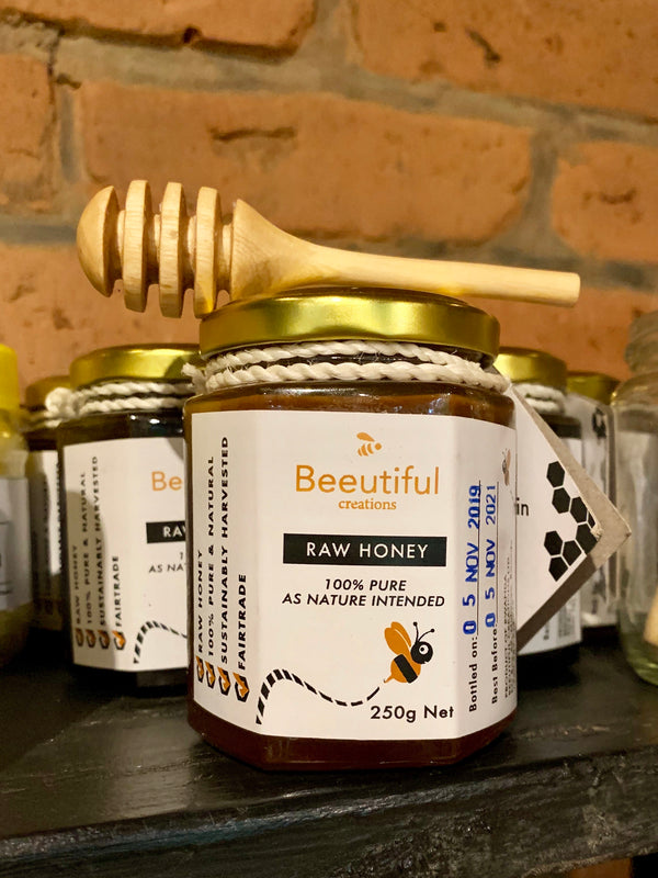 Honey Dipper by Azizi Life and Beeutiful Creations from Rwanda