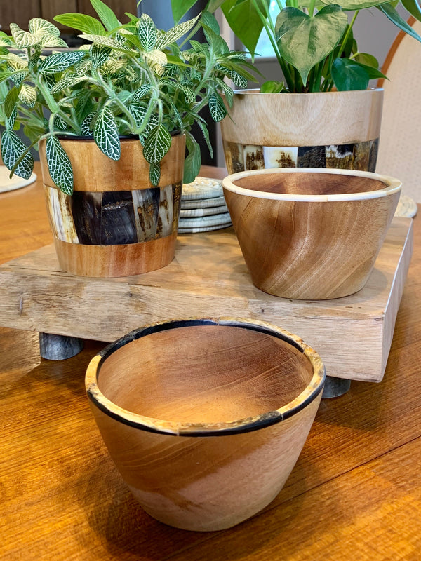 Nut Bowl by Atelier Calla from Haiti