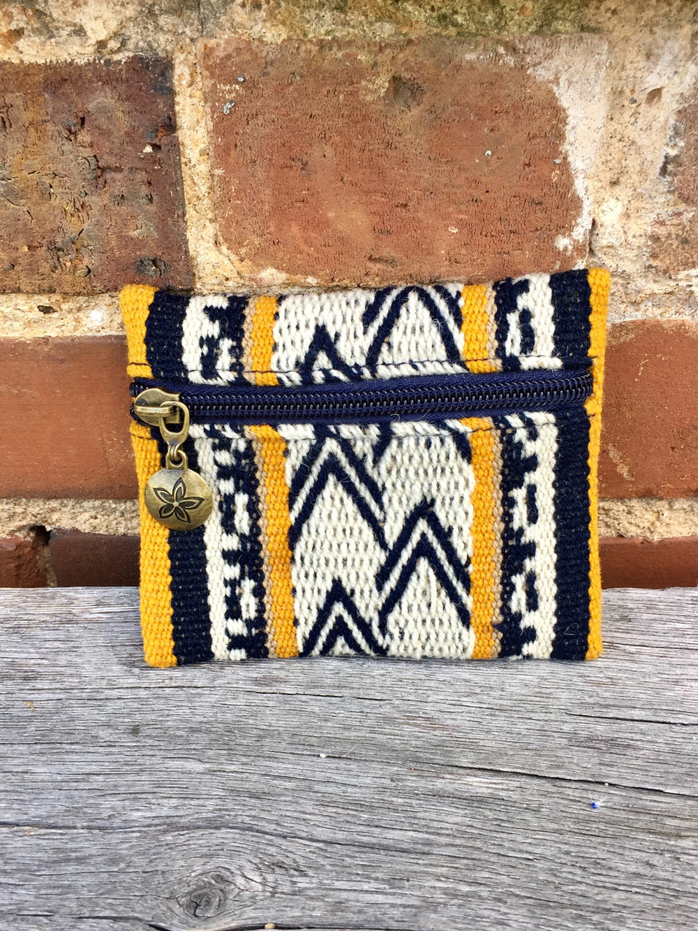 Madidi Coin Purse by SutiSana from Bolivia