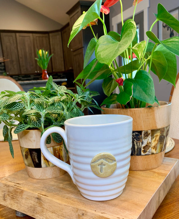 The Marketplace Mug by Prodigal Pottery from Alabama