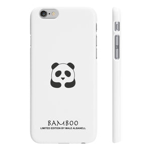 Bamboo Phone Cases By Male Albanell