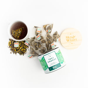 cbd tea hemp tea natural organic ingredients
