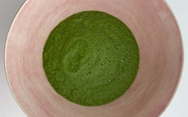 I Drink Green Soup For Breakfast. Here's Why.