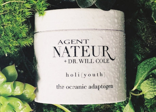 Agent Nateur holi (youth) The Oceanic Adaptogen