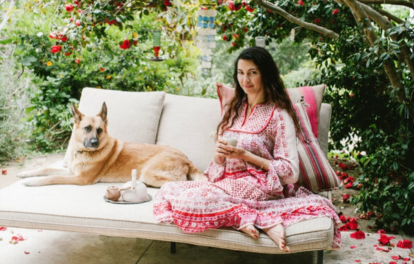 Attracting love with Shiva Rose