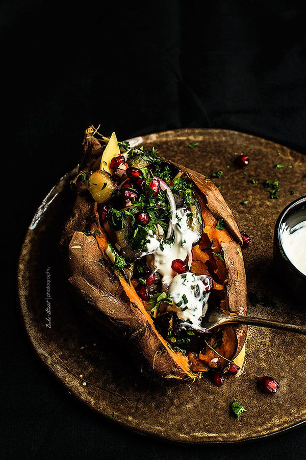 The Yummy Benefits of Sweet Potatoes And Yams