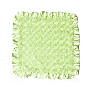 Celery Rosebuds Security Blanket