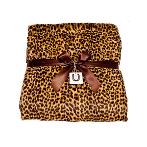 Cheetah Throw