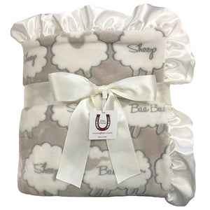 Baa Baa Sheep Child Blanket