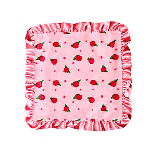 Peach Blossom Security Blanket