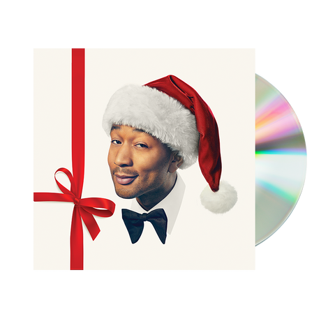 A Legendary Christmas Deluxe CD + Digital Album