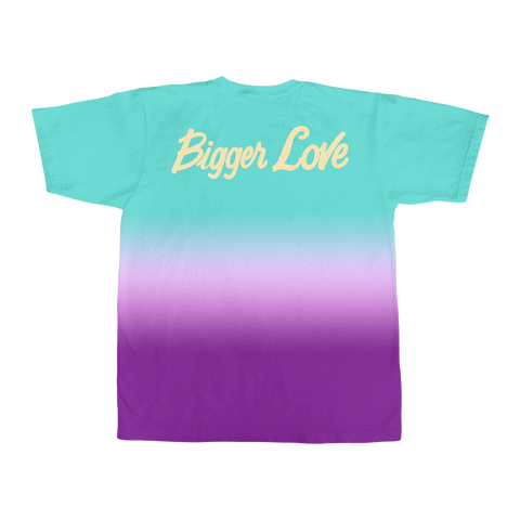Bigger Love Two-sided T-Shirt (Gradient)