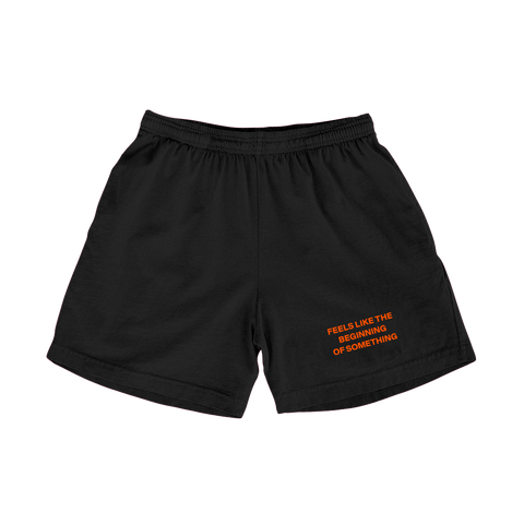 Bigger Love Shorts (Black)