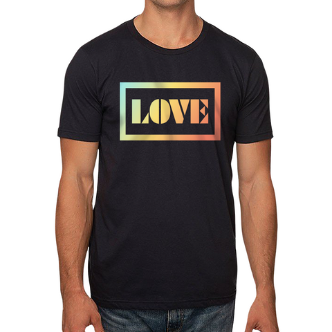 LOVE T-Shirt Charity Initiative (Black)