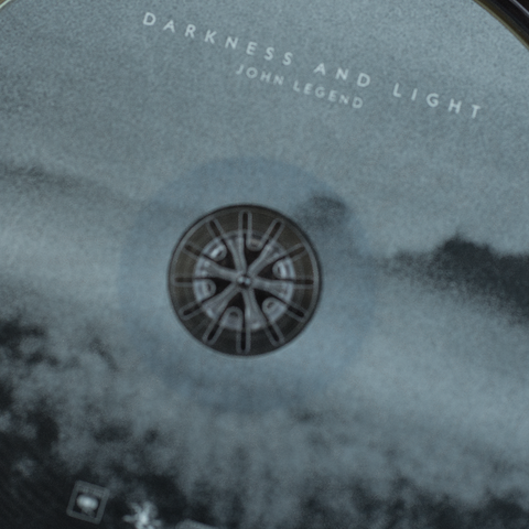 Darkness and Light CD