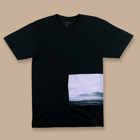Landscape T-Shirt (Black)