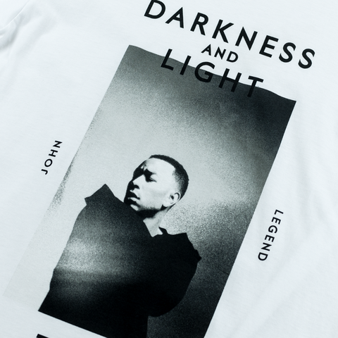 Darkness Portrait T-Shirt